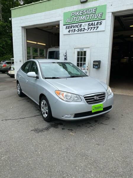 2009 Hyundai Elantra for sale at Pikeside Automotive in Westfield MA