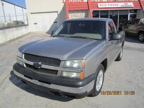 2003 Chevrolet Silverado 1500 for sale at Competition Auto Sales in Tulsa OK