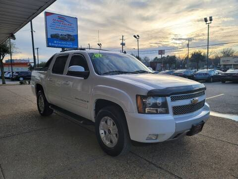 2009 Chevrolet Avalanche for sale at Magic Auto Sales in Dallas TX