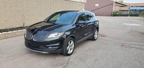 2015 Lincoln MKC for sale at Harvey Auto Sales, LLC. in Flint MI