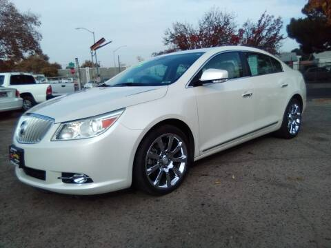 2010 Buick LaCrosse for sale at Larry's Auto Sales Inc. in Fresno CA