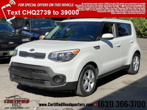 2019 Kia Soul for sale at CERTIFIED HEADQUARTERS in Saint James NY