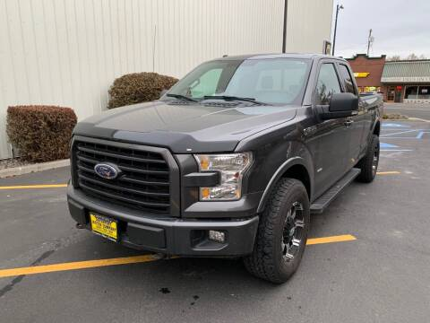 2017 Ford F-150 for sale at DAVENPORT MOTOR COMPANY in Davenport WA