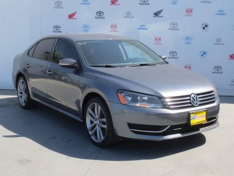 2014 Volkswagen Passat for sale at Cars Unlimited of Santa Ana in Santa Ana CA