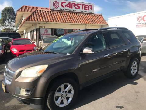 2009 Saturn Outlook for sale at CARSTER in Huntington Beach CA