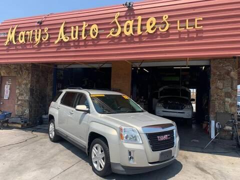 2012 GMC Terrain for sale at Marys Auto Sales in Phoenix AZ