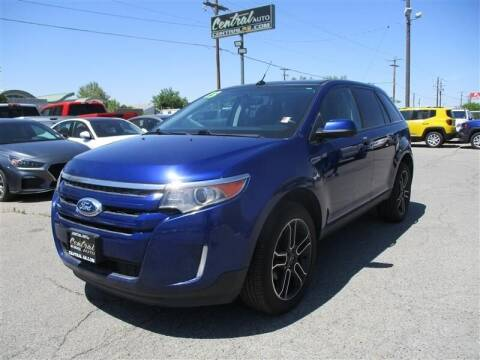 2013 Ford Edge for sale at Central Auto in South Salt Lake UT