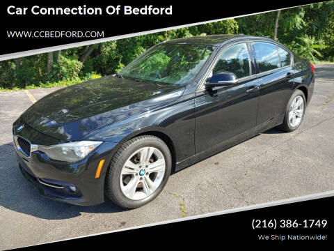 2016 BMW 3 Series for sale at Car Connection of Bedford in Bedford OH