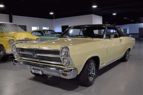 1966 Ford Fairlane for sale at Jensen's Dealerships in Sioux City IA