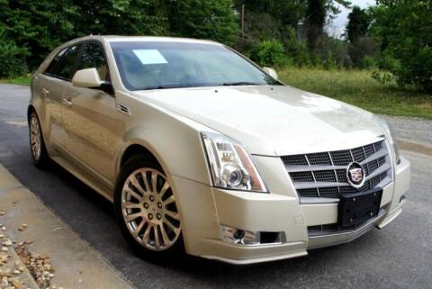 2010 Cadillac CTS for sale at CU Carfinders in Norcross GA