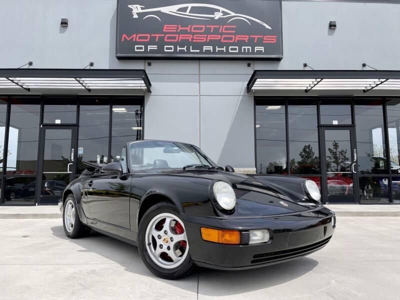 1993 Porsche 911 for sale in Edmond, OK
