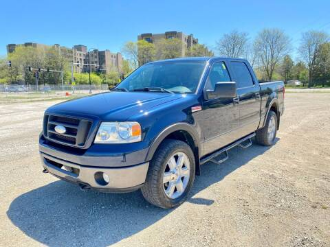 2006 Ford F-150 for sale at Siglers Auto Center in Skokie IL