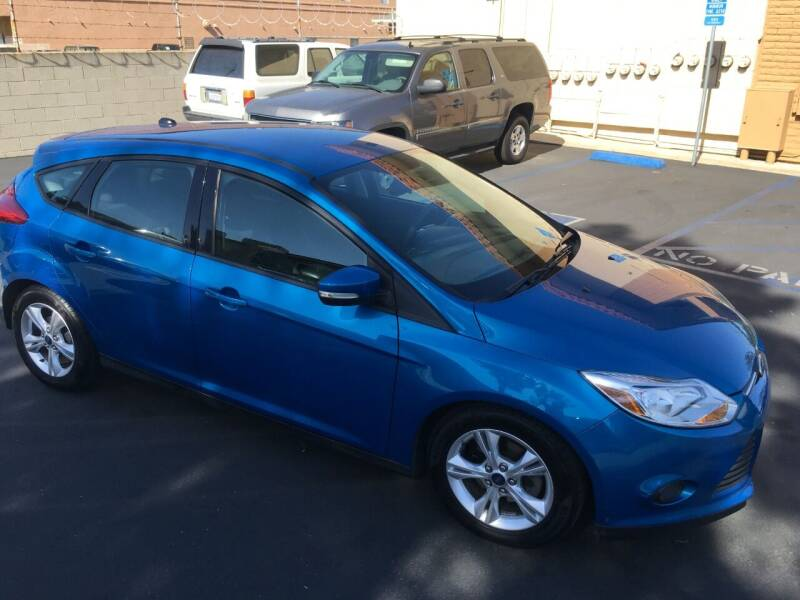 2014 Ford Focus for sale at American Wholesalers in Huntington Beach CA