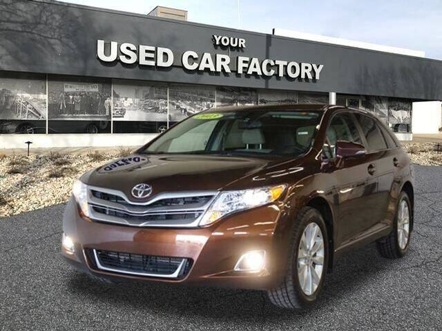 2013 Toyota Venza for sale at JOELSCARZ.COM in Flushing MI
