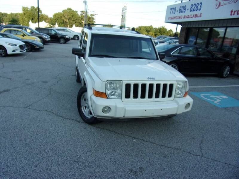 2006 Jeep Commander for sale at Trust Autos, LLC in Decatur GA