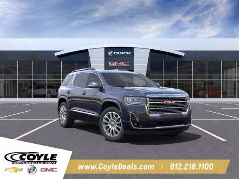 2021 GMC Acadia for sale at COYLE GM - COYLE NISSAN - New Inventory in Clarksville IN