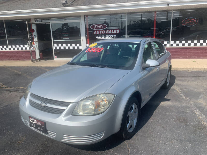 2008 Chevrolet Cobalt for sale at PETE'S AUTO SALES LLC - Middletown in Middletown OH