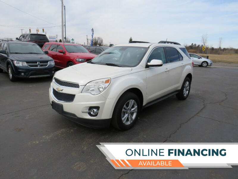 2015 Chevrolet Equinox for sale at A to Z Auto Financing in Waterford MI