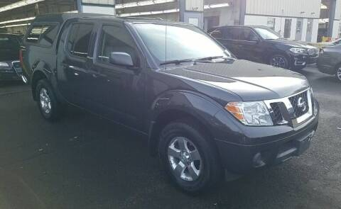 2012 Nissan Frontier for sale at 4Auto Sales, Inc. in Fredericksburg VA