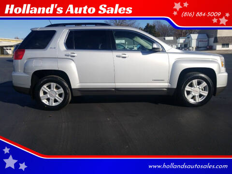 2016 GMC Terrain for sale at Holland's Auto Sales in Harrisonville MO