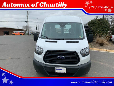 2018 Ford Transit Cargo for sale at Automax of Chantilly in Chantilly VA