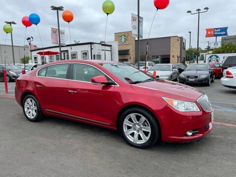 2012 Buick LaCrosse for sale at MILLENNIUM CARS in San Diego CA