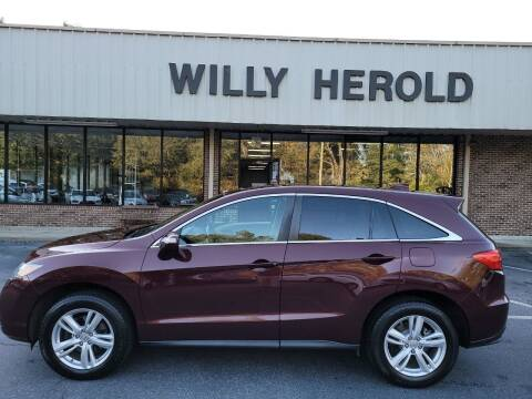 2015 Acura RDX for sale at Willy Herold Automotive in Columbus GA