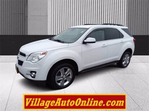 2013 Chevrolet Equinox for sale at Village Auto in Green Bay WI