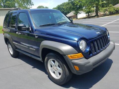 2006 Jeep Liberty for sale at Happy Days Auto Sales in Piedmont SC