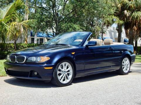 2004 BMW 3 Series for sale at VE Auto Gallery LLC in Lake Park FL