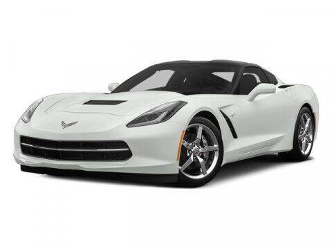 2014 Chevrolet Corvette for sale at SCOTT EVANS CHRYSLER DODGE in Carrollton GA
