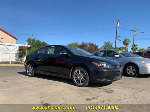 2008 Scion tC for sale at About New Auto Sales in Lincoln CA