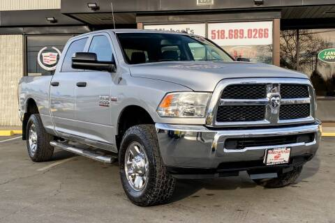 2014 RAM Ram Pickup 2500 for sale at Michaels Auto Plaza in East Greenbush NY