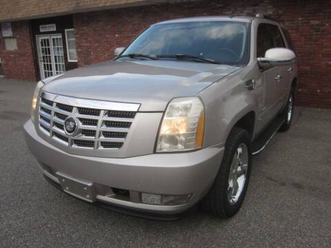 2007 Cadillac Escalade for sale at Tewksbury Used Cars in Tewksbury MA