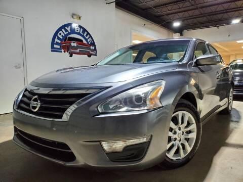 2015 Nissan Altima for sale at Italy Blue Auto Sales llc in Miami FL