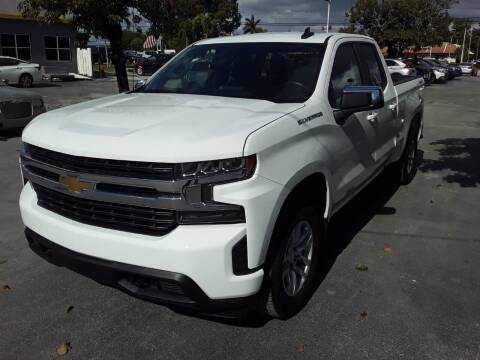 2020 Chevrolet Silverado 1500 for sale at YOUR BEST DRIVE in Oakland Park FL