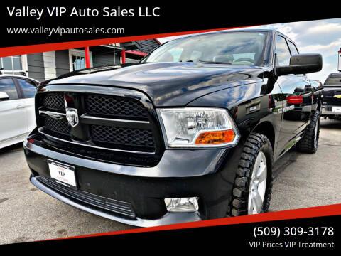 2012 RAM Ram Pickup 1500 for sale at Valley VIP Auto Sales LLC in Spokane Valley WA