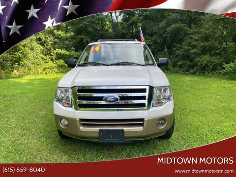 2014 Ford Expedition for sale at Midtown Motors in Greenbrier TN