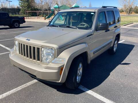 2011 Jeep Liberty for sale at The Car Guy in Glendale CO
