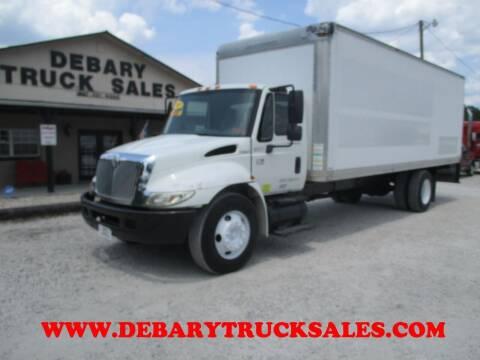 2007 International DuraStar 4200 for sale at DEBARY TRUCK SALES in Sanford FL