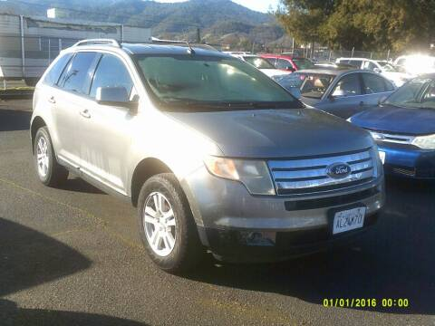 2008 Ford Edge for sale at Mendocino Auto Auction in Ukiah CA