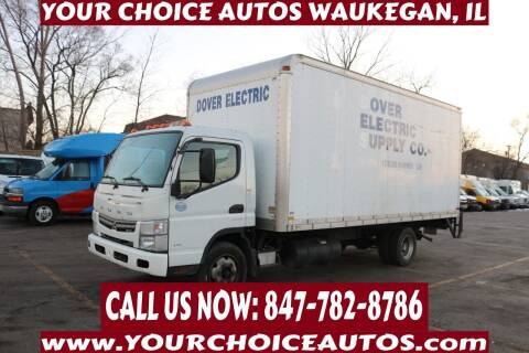2015 Mitsubishi Fuso FEC92S for sale at Your Choice Autos - Waukegan in Waukegan IL