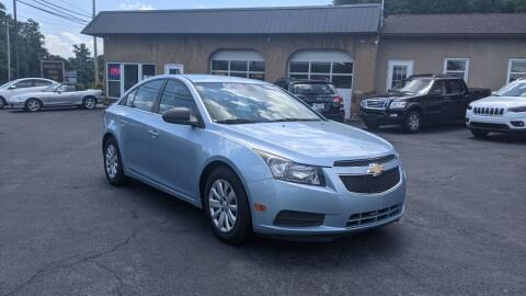 2011 Chevrolet Cruze for sale at Worley Motors in Enola PA