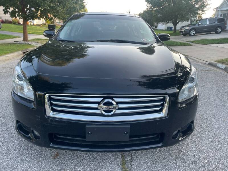 2012 Nissan Maxima for sale at Via Roma Auto Sales in Columbus OH