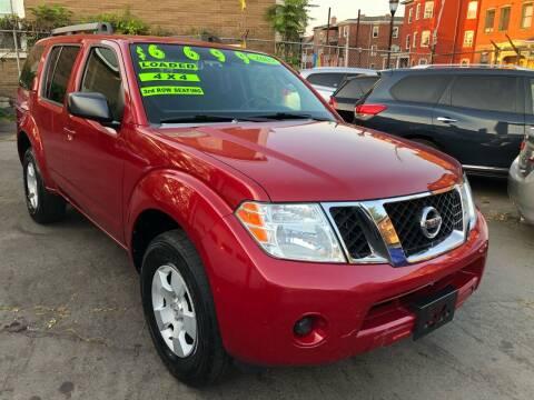 2009 Nissan Pathfinder for sale at James Motor Cars in Hartford CT