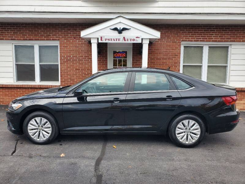 2019 Volkswagen Jetta for sale at UPSTATE AUTO INC in Germantown NY