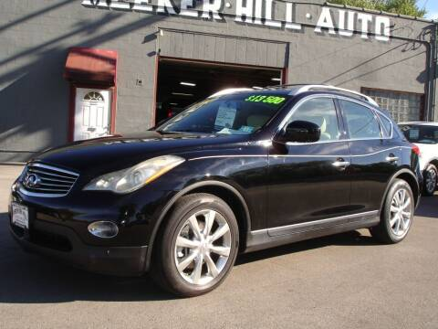 2011 Infiniti EX35 for sale at Meeker Hill Auto Sales in Germantown WI