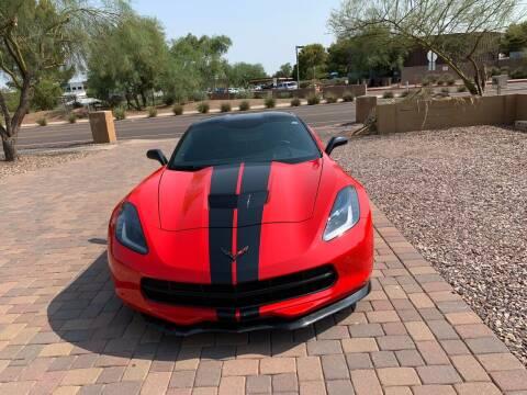Chevrolet CorvetteStingray for sale at AZ Classic Rides in Scottsdale AZ