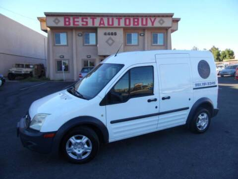 2011 Ford Transit Connect for sale at Best Auto Buy in Las Vegas NV