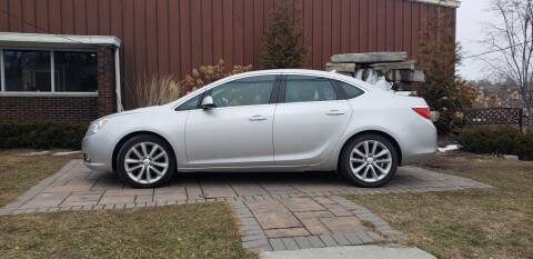 2013 Buick Verano for sale at JRB Automotive LLC in Rochester MI